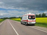 перевозка пациентов на автомобиле